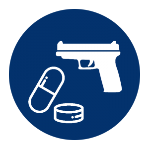 Weapon and Drugs Recognition